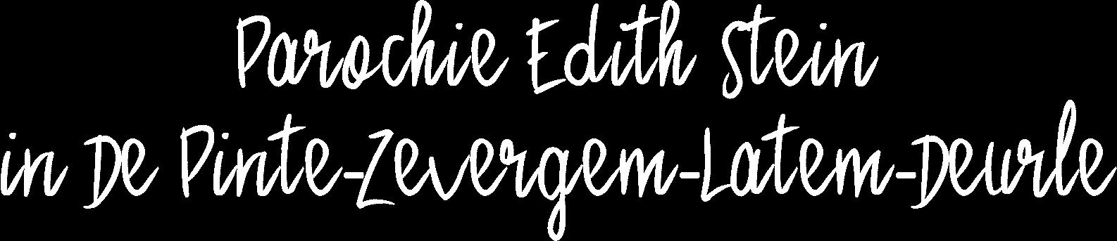 Parochie De Pinte-Zevergem logo
